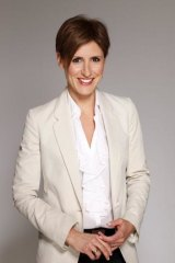 Lateline, co-hosted by Emma Alberici, could be slimmed down as a result of ABC budget cuts.
