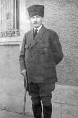 Leader: Mustafa Kemal Ataturk (1881-1938), born Mustafa Kemal in Salonika.
