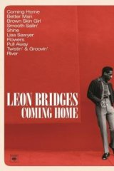 The cover of Leon Bridges' <i>Coming Home</i> album.