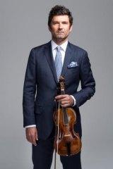 Brendan Joyce from the  Australian Brandenburg Orchestra.