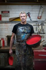Colour ignites emotions and lures lost memories, says paint-maker David Coles.