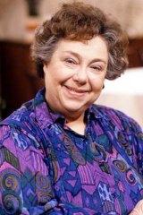Tributes flow: Blackadder star Patsy Byrne dies aged 80.