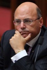 Senator Arthur Sinodinos has step down.
