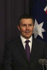 Mental Health Minister Mark Butler.