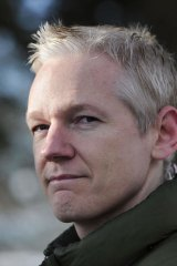 Julian Assange's fate: Global nomad once more, or a detainee in IKEAland.