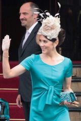 Princess Mary of Denmark.