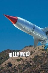 Rocket plane Thunderbird 1 responds to international emergencies or disasters.