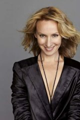 Woman's own adventure: <i>Reef Doctors'</i> Lisa McCune.