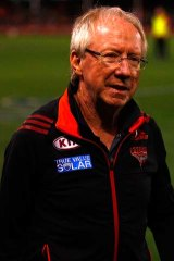 Essendon club doctor Bruce Reid. Veteran and highly respected medical expert. Reportedly sidelined by sports science department but still ultimately responsible for player welfare. Author of a 2012 letter expressing concerns about the supplements program. A mystery remains over why  it never reached the board.