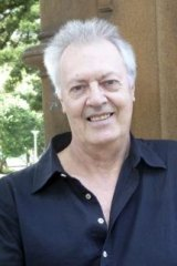 Author Peter Twohig.
