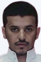 Key figure ... this photo, released by Saudi Arabia's Ministry of Interior, shows Ibrahim Hassan al-Asiri, designer of the confiscated bomb.