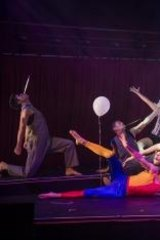 Circus Under My Bed by the Flying Fruit Fly Circus.