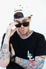 Rapper 360 will tour his latest album <i>Utopia</i>.