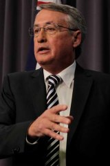 "An ""intellectual pygmy""... Wayne Swan."