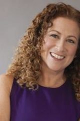 Mother-daughter authors Jodi Picoult and Samantha Van Leer.