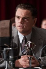 Un-American activities: Leonardo DiCaprio as FBI director J. Edgar Hoover in <i>J. Edgar</i>.