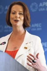 """""""I support maintaining the Marriage Act in its current form"""" ... Julia Gillard."""