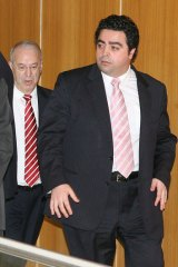 ICAC investigation continues: Eddie Obeid (left) Joe Tripodi (right).