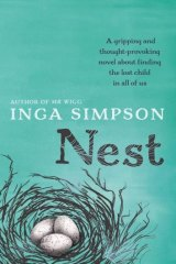 Nest, by Inga Simpson.