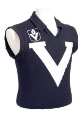 The Victoria state jumper.