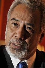 Mr Gusmao . . . blamed Fretilin for corruption.