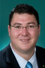 Nationals MP George Christensen