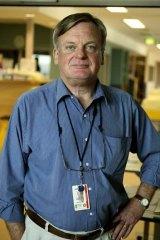 Critical issue: University of NSW Professor of Intensive Care Ken Hillman