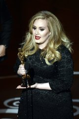 If Adele releases her hugely anticipated third album in 2015 she could dominate the year.