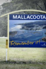 Central Mallacoota will soon have an upgraded commercial and retail premises.