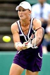 Australia's world No.6 Sam Stosur.