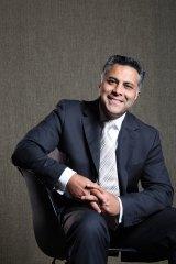 Australia Post chief executive Ahmed Fahour.