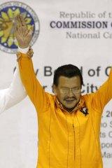 Joseph Estrada is proclaimed Mayor-elect of Manilla.