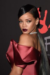 Is singer Rihanna being 'revictimized' by constant retelling of Chris Brown's assault on her?
