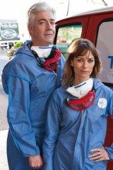 <i>Mr & Mrs Murder</i>, starring Shaun Micallef and Kat Stewart, is a cracker.