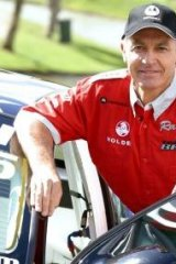 Peter Brock died in 2006 in a rally car accident near Perth.