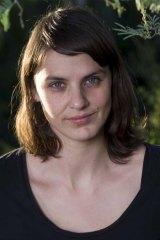Anna Krien author of <em>Night Games</em>.