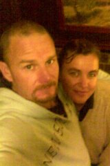 """""""Nothing suspicious"""" in woman's fatal fall: Paul Veitch and Megan Moody, who died after falling over a cliff."""