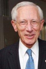 Israel's Stanley Fischer.