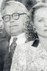 The Petrovs in 1954 and Joyce Bull at the 50th anniversary of the affair.