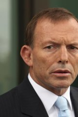 Tony Abbott: 'These are the best possible immigrants to Australia.'