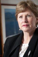 Greens leader, Senator Christine Milne.