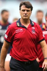 """Paul Roos: """"There's this myth in footy that every premiership player has to be a superstar."""""""