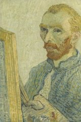 Anonymous, Portrait of Vincent van Gogh, 1925/1928, oil on canvas, 59.4 x 47.5cm, Chester Dale Collection, National Gallery of Art, Washington, DC. Copyright Courtesy National Gallery of Art, Washington.