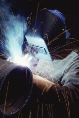 Welders at a gas project in WA's Pilbara command upwards of $300,000 a year.