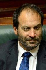 Frankston MP Geoff Shaw.