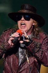 Guns N' Roses' Axl Rose dismisses death hoax: 'If I'm dead, do I