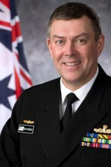 Incursions believed to be inadvertent: Vice-Admiral Ray Griggs.
