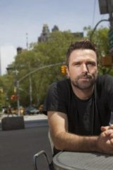 Director David Michod in New York.