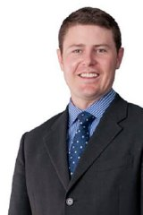 Rowland lobbyist Jonathon Flegg.