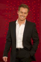 Game on: Grant Denyer fronts <i>Million Dollar Minute</i>.